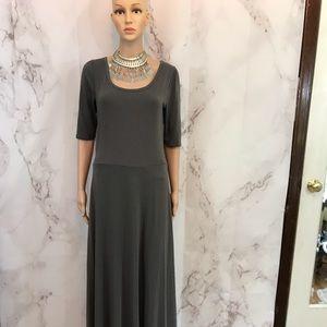 LuLaRoe Stretch Maxi Dress